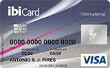 Cartão de Crédito ibiCard Visa Internacional