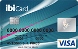 Cartão de Crédito ibiCard Visa Nacional