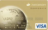 Cartão de Crédito Santander Airplus Corporate Visa