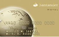 Cartão de Crédito Santander Airplus Hotel Visa