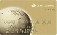 Cartão de Crédito Santander Airplus Viagem Visa