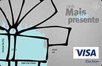 Cartão Pré-Pago Agillitas Mais Que Presente Visa