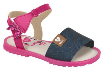 JEANS ESCURO/PINK 743