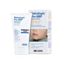 Nutratopic Pro-Amp Isdin Creme Facial Com 50 Ml