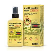 Repelente Isdin Anti Mosquitos Xtrem Spray 75Ml