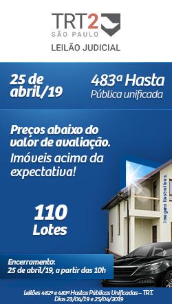 483ª Dia 25/04 - TRT