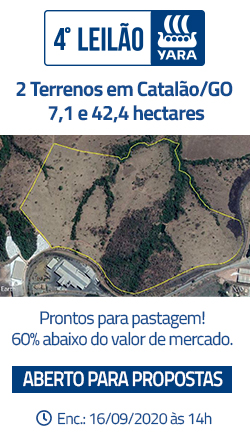 YARA 4 CATALAO - 12822 - 16/09 14h