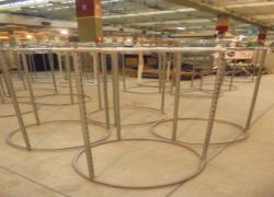 araras-redondas-circulares