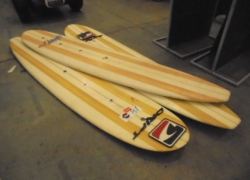 03 pranchas de surf decorativas