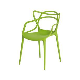 Kit de 4 Cadeiras Allegra Verde