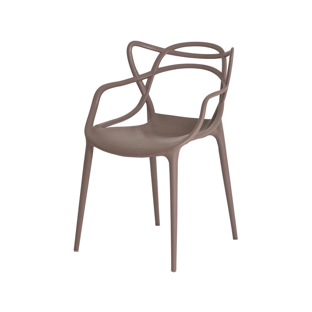 Kit 3 Cadeiras Allegra Fendi