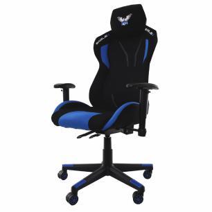 Cadeira Gamer EagleX Mesh Azul