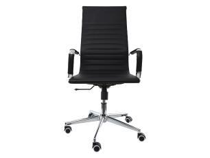 Cadeira De Escritório Presidente Giratória Stripes Eames