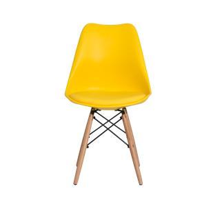 Cadeira Saarinen Torre Amarela