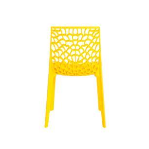 Kit 2 Cadeiras Gruvyer Amarela