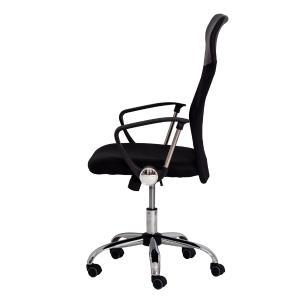 Cadeira Escritório CairoTela Mesh Preta