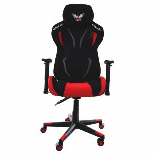Cadeira Gamer EagleX Mesh Vermelha