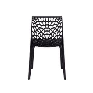 Kit 3 Cadeiras Gruvyer Preta