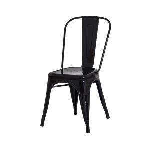 Kit 2 Cadeiras Para Mesa Sala De Jantar Cozinha Tolix Iron Industrial