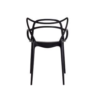 Kit de 4 Cadeiras Allegra Preta
