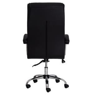 Cadeira De Escritório Presidente Big Monique Preta