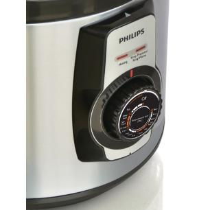 Panela de Pressão Eletrica Philips Walita Daily Inox 5L