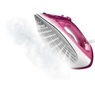 Ferro Philips Walita Easyspeed Plus Rosa