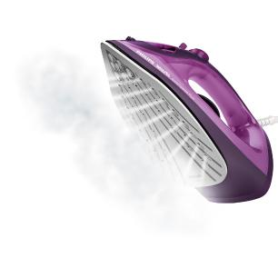 Ferro Philips Walita Easyspeed Plus Roxo
