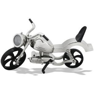 Miniatura de Moto Em Alumínio High Speed