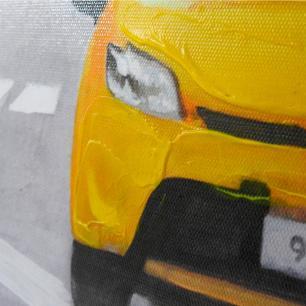 Quadro em Canvas New York - 94x124cm