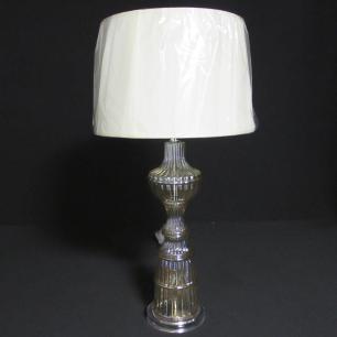 Abajur Clássico em Cristal 74 cm X 38 cm
