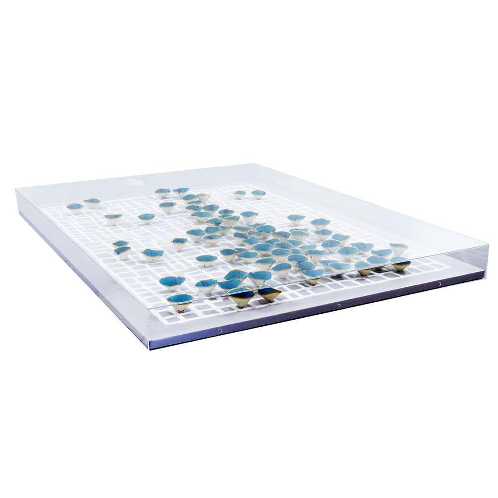 Quadro Decorativo com Acrílico - 100x75cm