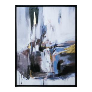 Quadro Decorativo Abstrato - 106x80cm