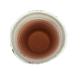 Vaso Decorativo em Cerâmica Colorido - 30x24cm