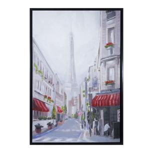 Quadro em Canvas Torre Eiffel - 96x66cm