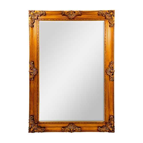 Espelho Decorativo em Madeira - 170x120cm