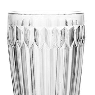 Jogo de 6 Copos Bretagne em Cristal Ecológico - 355ml A13cm