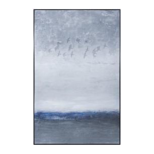 Quadro em Canvas Pássaros no Céu - 185x117cm