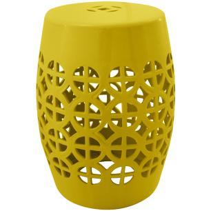 Garden Seat em Cerâmica Vazado