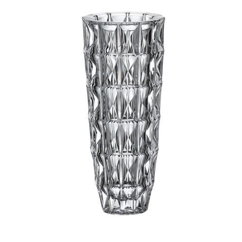 Vaso Diamond Crystal em Cristal Ecológico - 15x35cm