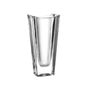 Vaso Okinawa em Cristal Ecologico - 12,7X7,4X25,5cm