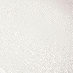 Estante em Aço Inox cor Branca com Dourado - 180x84x30cm