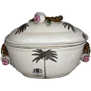 Caixa Decorativa de Porcelana Vermont 20
