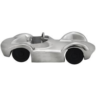 Miniatura de Carro em Alumínio Ready - 16x38x12cm