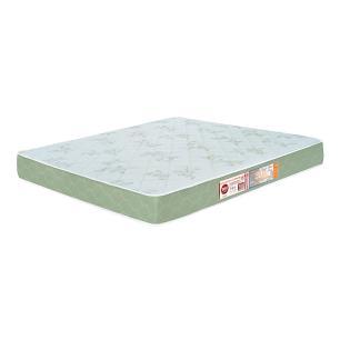 Colchão box King Size Castor Espuma D33 Sleep Max 18cm Verde