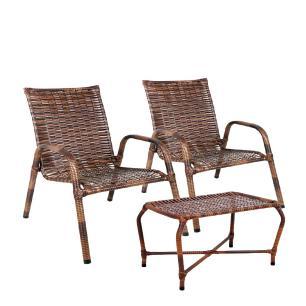 Cadeiras Para Varanda Kit 2 Cadeiras E Mesa De Centro De Junco