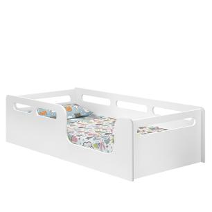 Cama infantil Montessoriana Planet baby montessori Branca