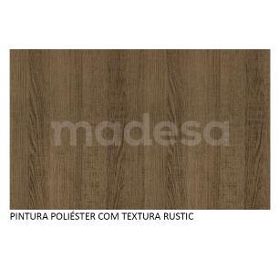 Tampo para Balcão de Pia Lux de 120 x 60 cm Madesa - Rustic