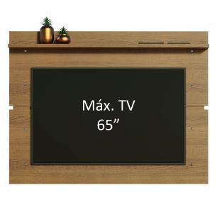 Painel para TV até 65 Polegadas Madesa - Rustic