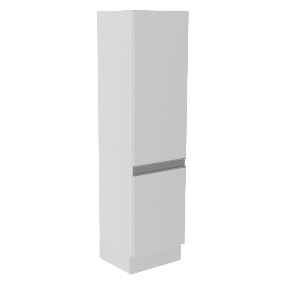 Paneleiro Madesa Smart 100% MDF 2 Portas - Branco
